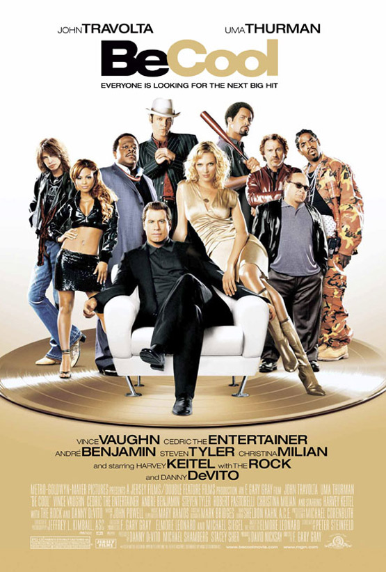 Будь круче! / Be Cool (2005)