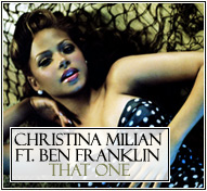 Christina Milian ft. Ben Franklin || That One