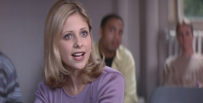 Sarah Michelle Gellar in 39 Scream 2 39