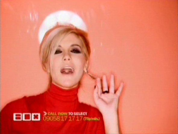 Sugababes push the button heidi range edit